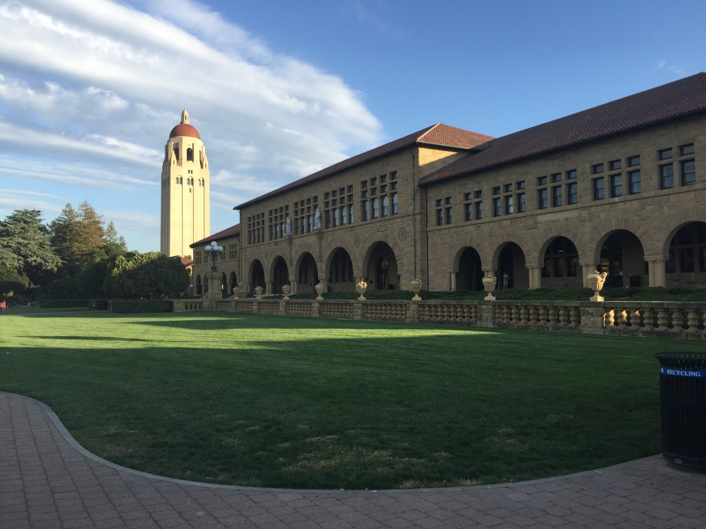 Image of Stanford University